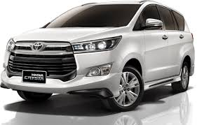 new car 2016 thai2016 AllNew Toyota Innova Crysta Launched In Thailand  Auto News