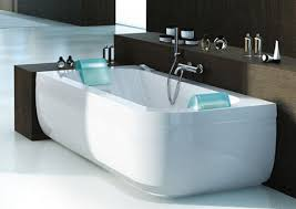 Two Person Whirlpool Tub from Jacuzzi  new Aquasoul Double whirlpool
