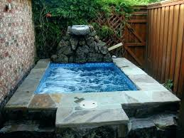 above ground jacuzzi in ground in ground hot tub reviews with a beautiful view in ground