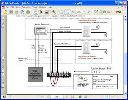 whole home audio wiring diagram pictures to pin speaker system wiring diagram on whole house 719x562 acircmiddot whole house speaker system wiring diagram circuit diagrams 1366x899