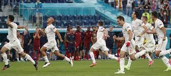สวิตเซอร์แลนด์ v สเปน ผลบอลสด ผลบอล ยูโร 2020