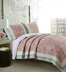 better homes and gardens quilt sets.  Sets Barefoot Bungalow 3 Piece King Palisades Pastel Quilt Set For Better Homes And Gardens Sets A