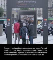 Mastercard Priceless Surprises Vending Machine Custom Start Something Priceless'