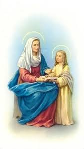 Image result for st anne novena image