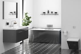 floor tile color patterns.  Color A Simple Overhauled Bathroom In Grey Painted Walls Shimmering Dark  Vanities And A Elegant Intended Floor Tile Color Patterns