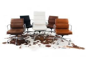 eames style office chairs. Furniture Leather Desk Chairs Fascinating Eames Style Office And More Modern Picture For O