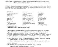 Resume For General Job Clerical Resume Objectives Sample