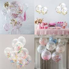 <b>12inch Latex</b> Sequins Party Balloons Wedding Birthday Events ...