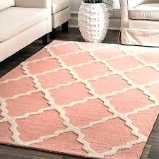 handmade trellis wool rug 2 x 3 nuloom