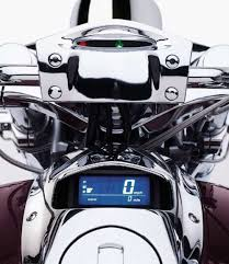2018 honda valkyrie. Simple Valkyrie _The Ensconced Digital Gauge Panel Is A Crowd Pleaser And Offers The Rider  Clear Reading In Any Light _ And 2018 Honda Valkyrie