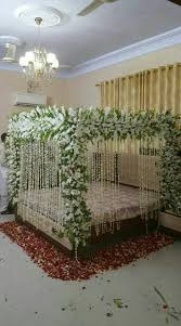 Room Decoration For Wedding Night With Lights Wadding P Along Wedding Night Room Decorations Wedding