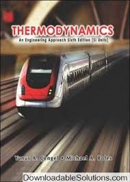 Solution Manual for Thermodynamics: an engineering approach 6th ...