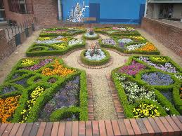 Small Picture Water Wise Knot Gardens eXtension