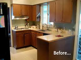 Cute Painted Black Kitchen Cabinets Before And After Painting. Painted  Kitchen Cabinets Before And After Photos