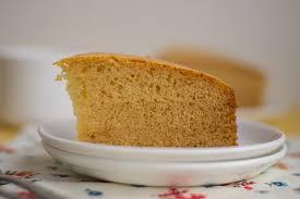 Simple Eggless Vanilla Sponge Cake Vanilla Sponge Cake Recipe