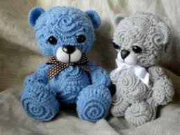 Crochet Bear Pattern Interesting Crochet Teddy Bear Pattern For Fifi