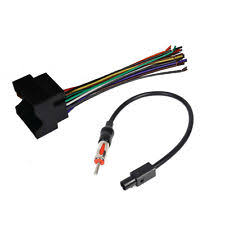 vw wiring harness bmw vw jetta passat audi cd player aftermrket stereo wiring harness adapter