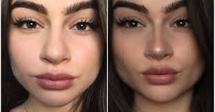 makeup can highlight everything we want on our face it can even give you a quick transformation without undergoing surgery nose contouring is one of them