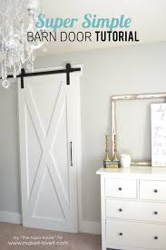 Faux Barn Door How To Make A Faux Barn Wood Wall Make It And Love It