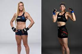 underdog Irene Aldana over Holly Holm