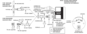 wiring diagram for autometer tach the wiring diagram how to install an auto meter pro comp ultra lite fuel pressure wiring