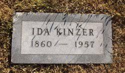 Ida Sharp Kinzer (1860-1957) - Find A Grave Memorial
