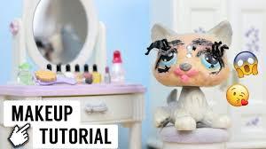 lps makeup challenge