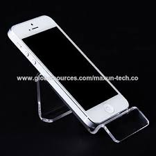 Acrylic Cell Phone Display Stands Gorgeous China Acrylic Mobile Phone Display Stand Cellphone Hold From