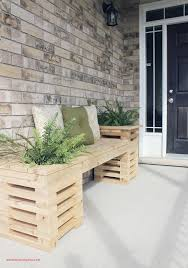top result diy wood planter bench projects fresh diy deck planter box plans best of 30