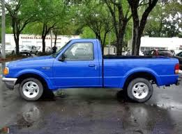 1993 Ford Ranger XLT Reg Cab. - Cheap pickup truck under $1000 in ...