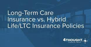 Barbara marquand is a staff writer at. Long Term Care Insurance Vs Hybrid Life Ltc Insurance Policies