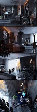 Dark Bedroom Furniture these dark bedrooms will put you in a dreamlike state 1948 by xevi.us