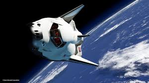 Dream Catcher Airplane Space in Images 100 100 Dream Chaser 77
