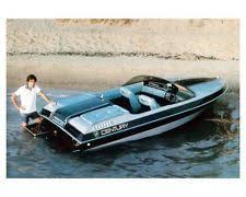 riviera 1984 century riviera 5 meter power boat factory photo uc8831