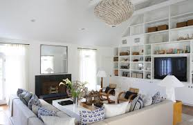 nautical beach house upscale large interior living room design ideas with nice beach style sofa whi