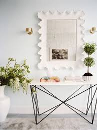 Latest Design For Marble Console Table Ideas Entry Console Table Decorating Ideas  Entryway Console Table Ideas