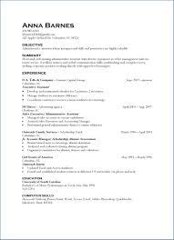 Resume Skills Administrative Assistant Nppusa Org