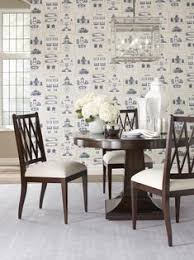 tf503 13 parker pedestal table paired with 7136 14 addison side chairs photo