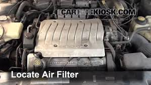 air filter how to 1995 1999 oldsmobile aurora 1997 oldsmobile air filter how to 1995 1999 oldsmobile aurora 1997 oldsmobile aurora 4 0l v8