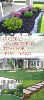 Design Your Own Front Garden Design Your Own Front Yard Cheap Landscaping Ideas For