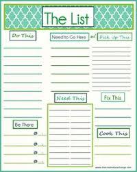 93 Best Printable To Do List Images Calendar Free Printables