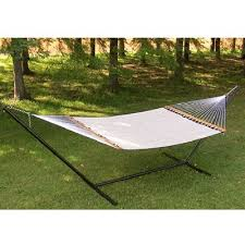steel hammock stand. Brilliant Hammock Vivere Hammocks 15BEAMORB 3Beam Steel Hammock Stand With O