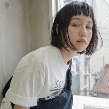 オルチャンになりたい今大流行の韓国風ボブスタイルを知りたい
