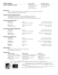 Resume Sample For Job A Human Resources Generalist Babysitter ...