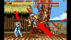 street fighter ii turbo ps4 hd remake blanka death improvement