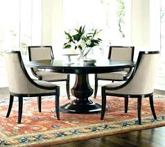 8 chair dining table round dining table that seats 8 inch round table seats how many
