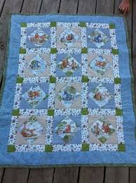 I made this Winnie the Pooh quilt. Love the colors! | sewing ... & Winnie the Pooh baby quilt for boys Adamdwight.com