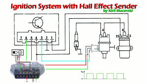wiring diagram of automotive ignition system wiring ignition system hall effect sender kiril mucevski pulse on wiring diagram of automotive ignition system
