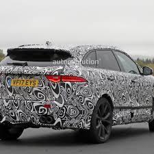 2020 Jaguar F-Pace SVR Concept