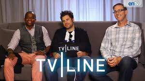 psych stars interview comic con 2013 tvline psych stars interview comic con 2013 tvline